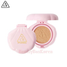 3CE Baby Glow Cushion 12g [LOVE 3CE Collection],3CE,Beauty Box Korea